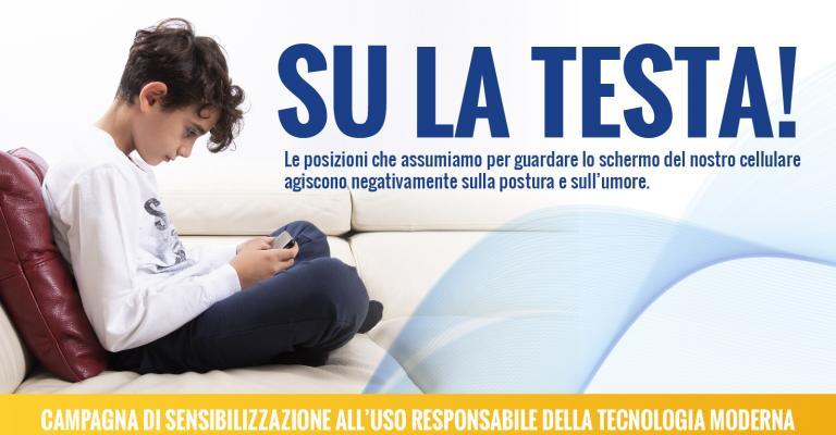 Campagna Nazionale di sensibilizzazione all'uso responsabile della tecnologia moderna